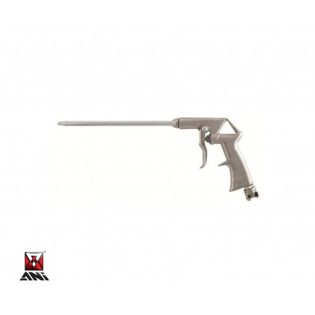 Pistola soffiaggio aria a canna lunga in alluminio Ani 25/B2