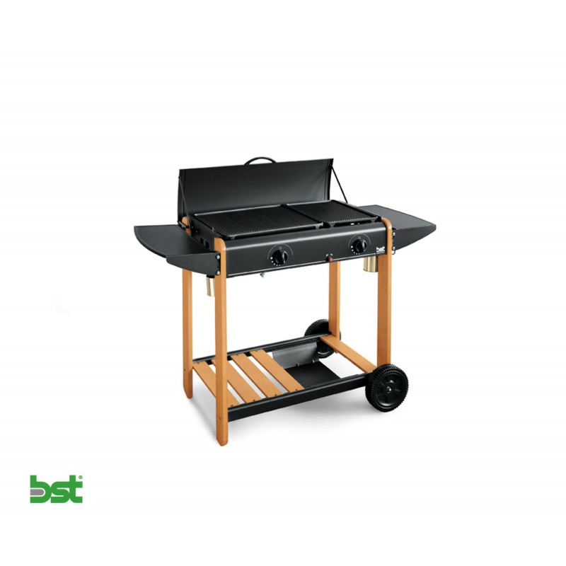 Barbecue a gas Miami 340