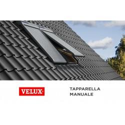 Tapparella manuale Velux - protezione e oscuramento