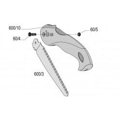Sega pieghevole Felco 600