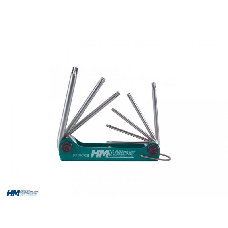 Kit punte TORX - 8 misure