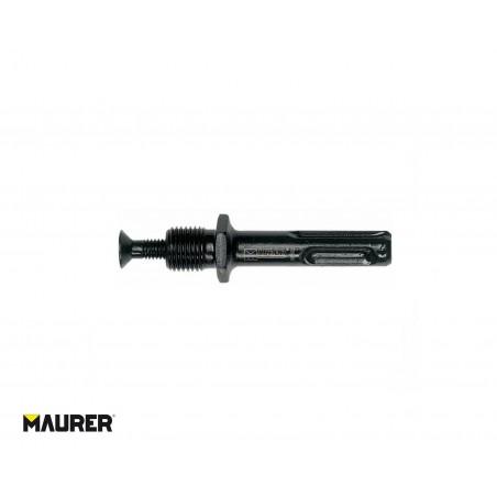 Adattatore SDS-Plus filetto 1/2'' Maurer 88535
