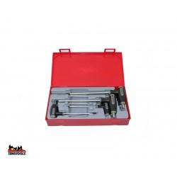 Set chiavi a brugola piegate Torx - TTTX7