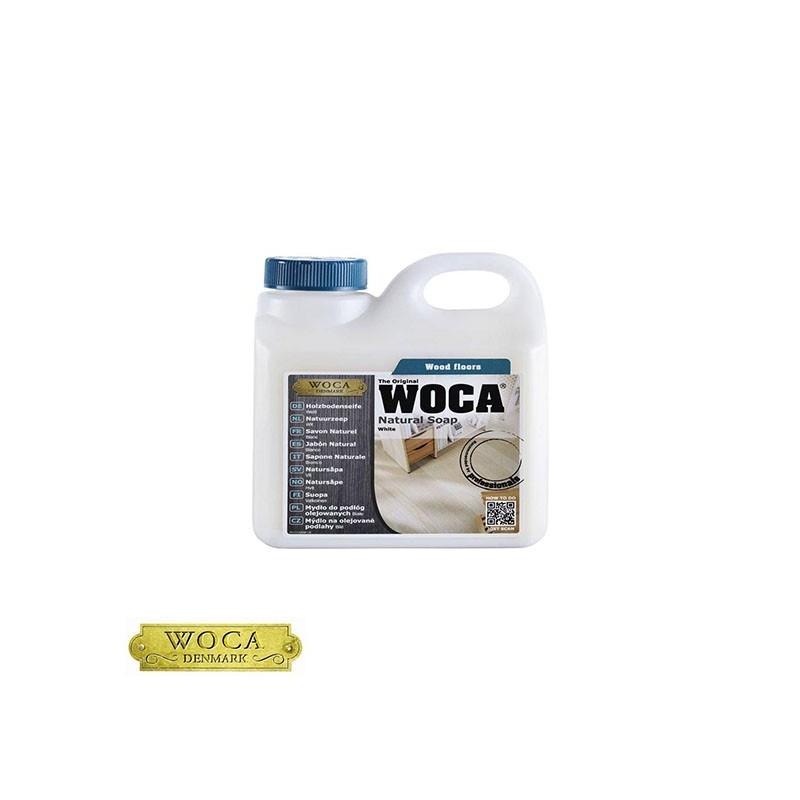 Woca - Sapone naturale bianco