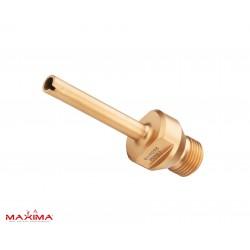 Foretto Oro GRES per carotatrici AD ACQUA - Maxima