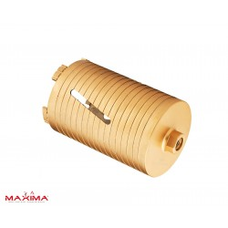 Foretto Laser Oro SPIRAL per carotatrici A SECCO - Maxima