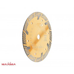 Disco diamantato Turbo Oro H2O Silent - Maxima