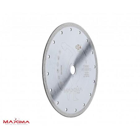 Disco diamantato Turbo argento - Maxima