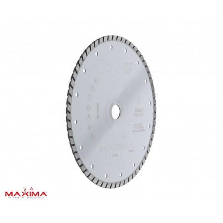 Disco diamantato Turbo Bianco - Maxima