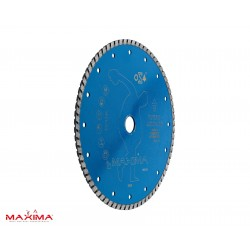 Disco diamantato Turbo Azzurro - Maxima