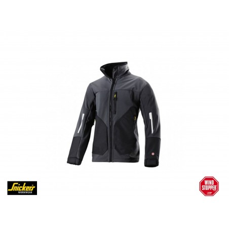 Snickers 8888 - giacca Soft Shell a tre strati Windstopper