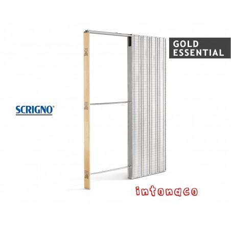 Controtelaio Scrigno Gold Essential per intonaco