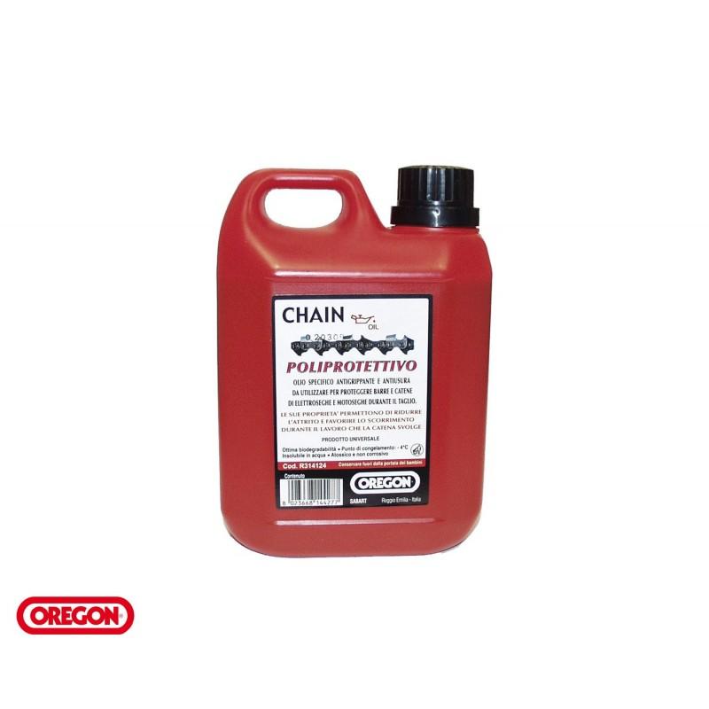 Olio poliprotettivo OREGON per catene motosega