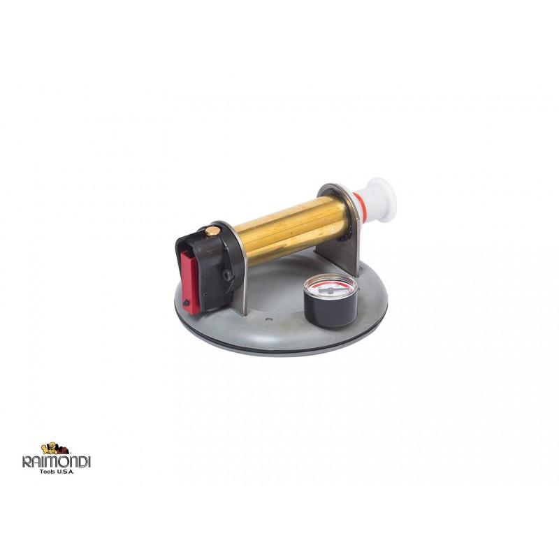 Ventosa vacuum Raimondi 150 mm con vuotometro