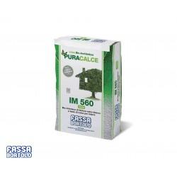 Bio Intonaco bianco base calce IM560 - Fassa Bortolo