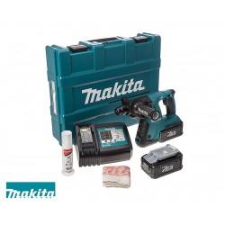 Makita BHR262RDJ - tassellatore 36V + 2 batterie