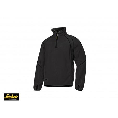 Snickers 8008 - giacca in pile con mezza cerniera
