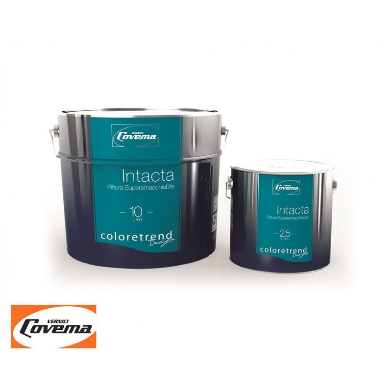 Covema Intacta - pittura supersmacchiabile