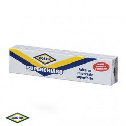 Bostik Superchiaro 125 g - adesivo universale