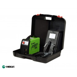 Saldatrice inverter HELVI Jobby 166 kit