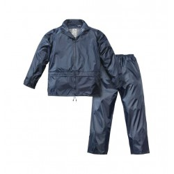 Completo impermabile PVC - giacca e pantaloni
