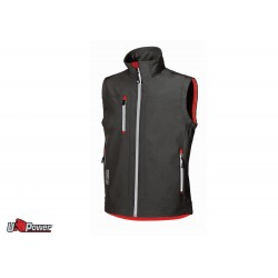 Gilet soft shell U POWER CLIMB