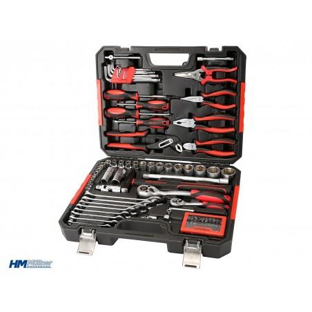 Cassetta 96 utensili HM Mullner - kit multi attrezzo