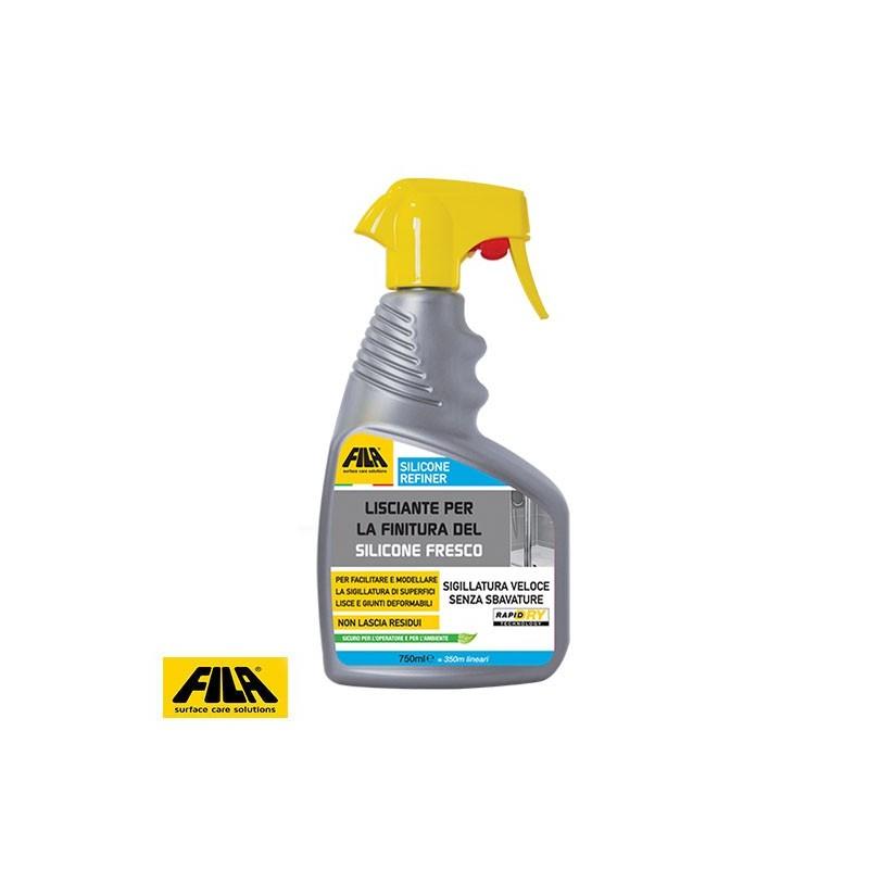 FILA Silicone Refiner spray - rifinitura silicone 750 ml