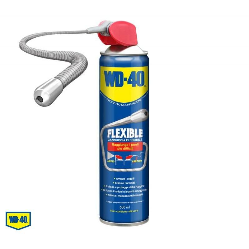 WD-40 Flexible - lubrificante spray 600 ml