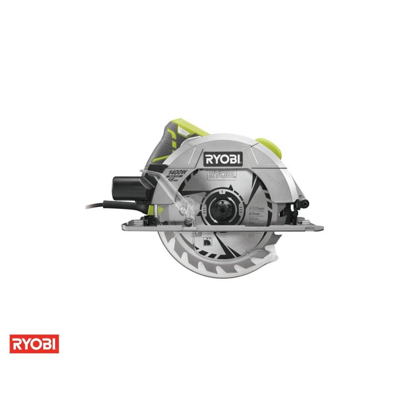 Sega circolare RYOBI Rcs1400G - 1400 W