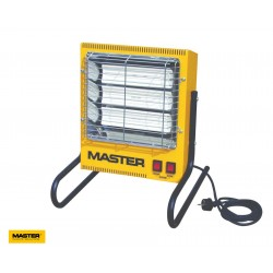 Riscaldatore elettrico a infrarossi Master TS 3A