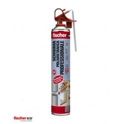 Fischer schiuma poliuretanica professionale PU 750 manuale IMPERMEABILE