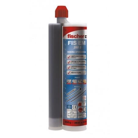 Fischer EM 390 S - Sistema chimico a iniezione