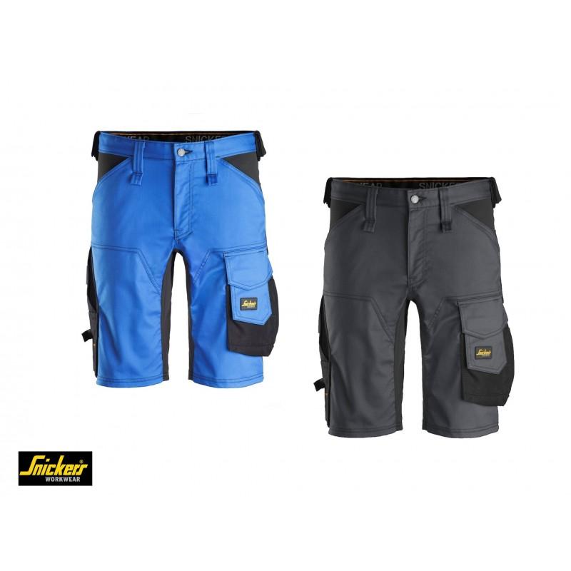 Snickers 6143 - pantaloni corti elasticizzati