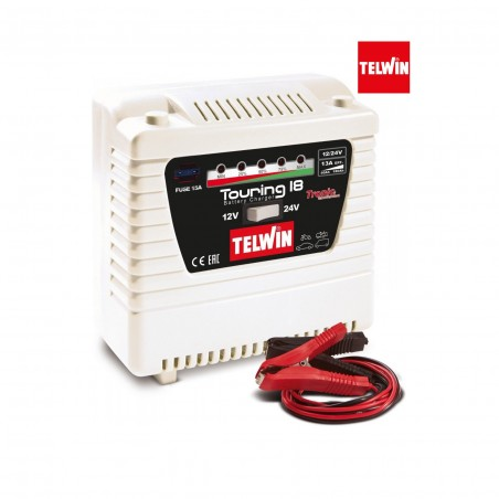 Carica batterie Telwin TOURING 18