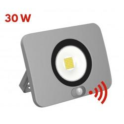 Proiettore a LED con sensore SHUTTLE30 SLIM