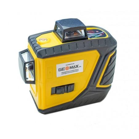 Misuratore GEOMAX L3T-R laser 3 teste