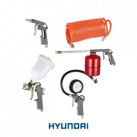 Kit accessori HYUNDAI per compressore - 5pz