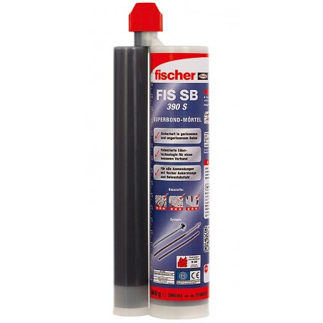 Fischer SB 390 S - Sistema chimico