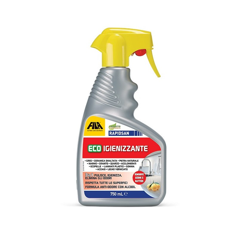 FILA RapidSan detergente ECO IGIENIZZANTE
