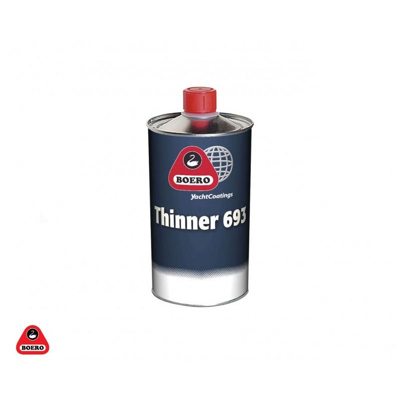 Boero Thinner 693 - diluente per epossidici