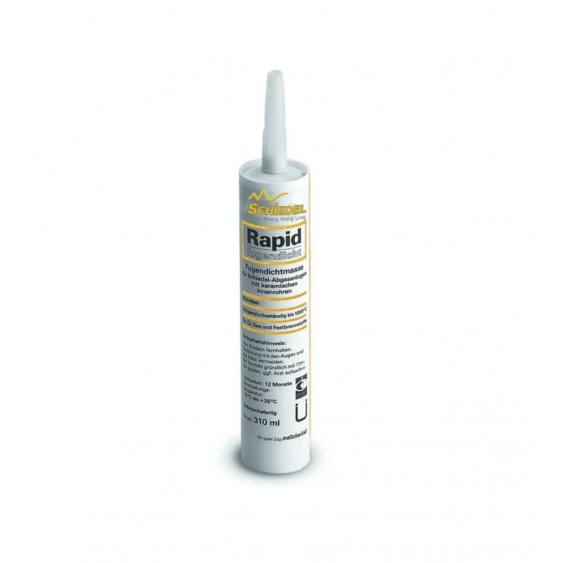 SCHIEDEL sigillante Rapid per canne fumarie in refrattario