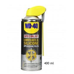 Spray lubrificante al silicone WD-40