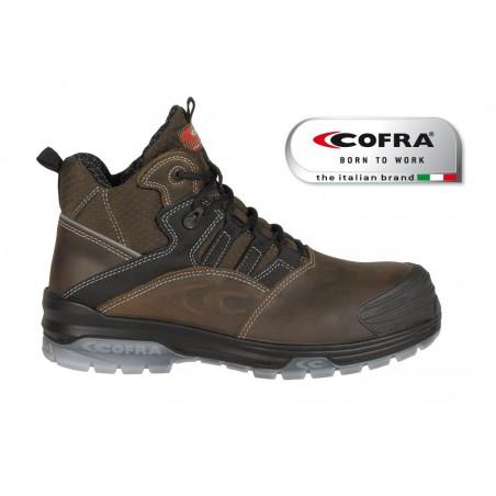 Cofra Goya Brown S3 CI SRC - scarpa antinfortunistica