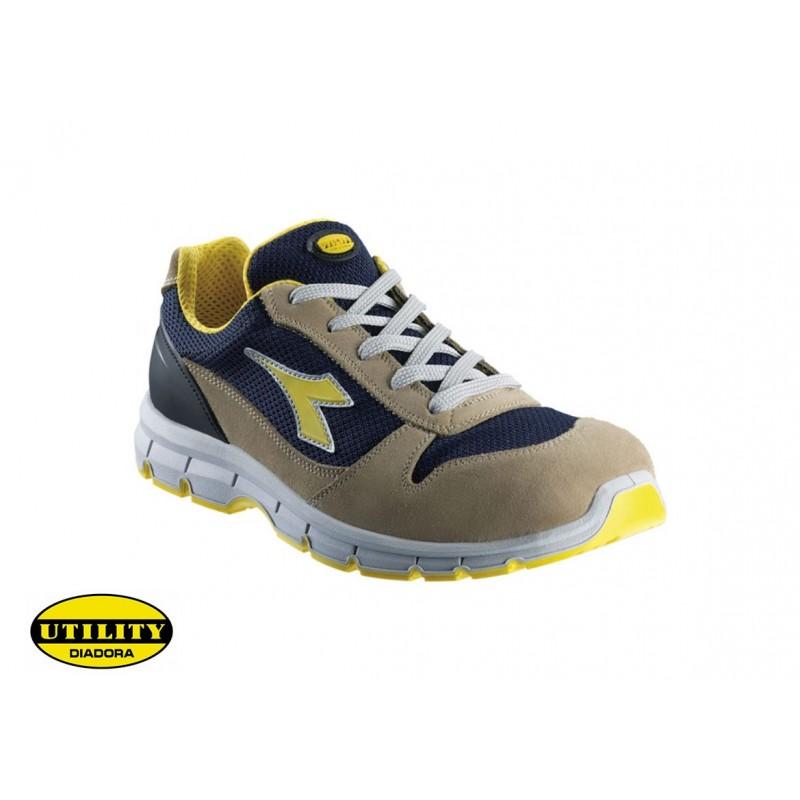 Diadora Run Textile low S1P SRC - scarpa antinfortunistica