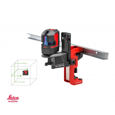 Misuratore laser Leica Lino L2P5G