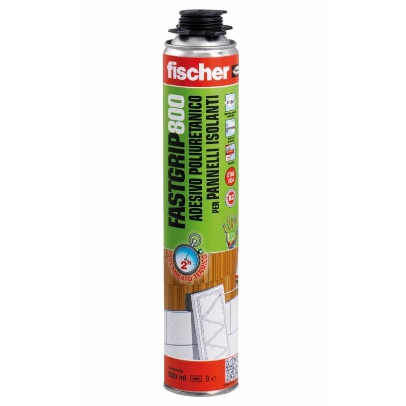 Fischer Fastgrip 800 - Adesivo poliuretanico