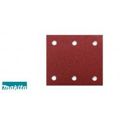 Makita - carta abrasiva velcro 102x114