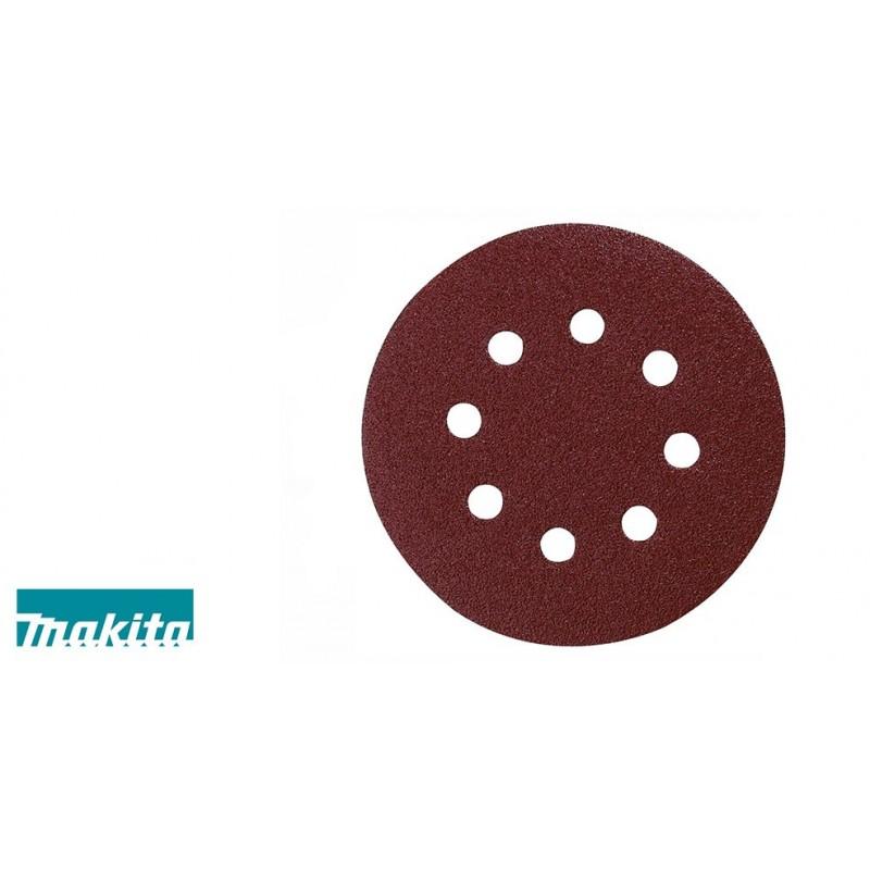 Makita - disco abrasivo - diametro 125 mm