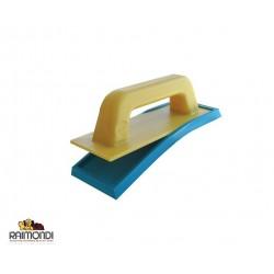 Raimondi - frattazzo con gomma morbida - fuga piastrelle